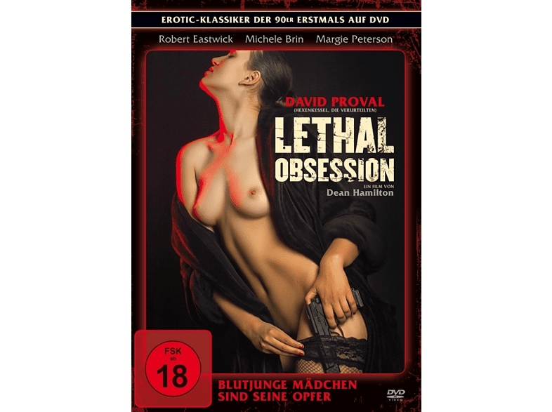 Lethal Obsession  [DVD]