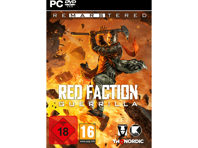 Red Faction Guerrilla Re-Mars-tered [PC]
