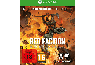 Red Faction Guerrilla Re-Mars-tered für Xbox One