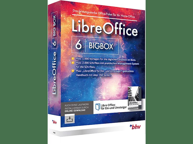Libreoffice 6 Bigbox Office Programme Mediamarkt
