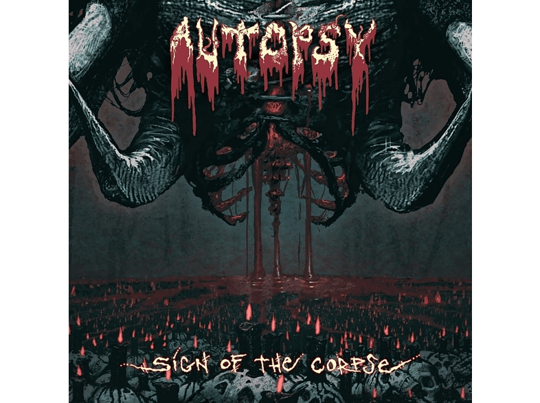 Autopsy - SIGN OF THE CORPSE [Vinyl]