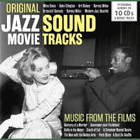 VARIOUS - Original Jazz Movie Soundtracks [CD]