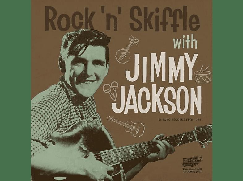 Jimmy Jackson - Rock'n'Skiffle With... [CD]