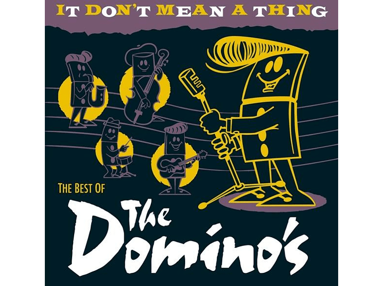 The Domino's - It Don't Mean A Thing (Best Of) [CD]