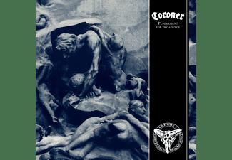Coroner - Punishment for Decadence  - (Vinyl)