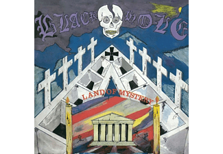 Black Hole - Land Of Mystery (Purple Vinyl,Insert)  - (Vinyl)