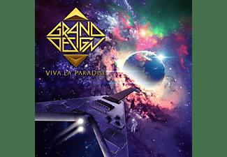 Grand Design - Viva La Paradise  - (CD)