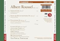 Yan Pascal Tortelier - Evocations/Suite in F/Pour une Fete de Printemps [CD]