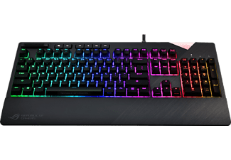 ASUS Gaming Tastatur ROG Strix Flare, MX-RGB-Red (90MP00M0-B0DA00)