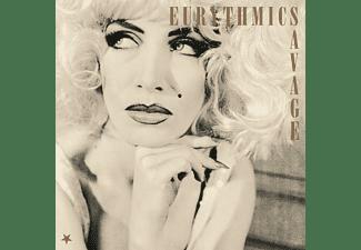 Eurythmics - Savage  - (Vinyl)