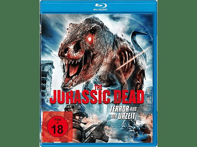 The Jurassic Dead - Terror aus der Urzeit (Uncut) [Blu-ray]