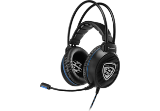 SHARKOON Gaming Headset Skiller SGH1, schwarz