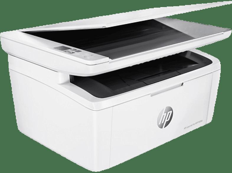 HP LaserJet Pro MFP M28w Laser 3-in1 Multifunktionsdrucker WLAN