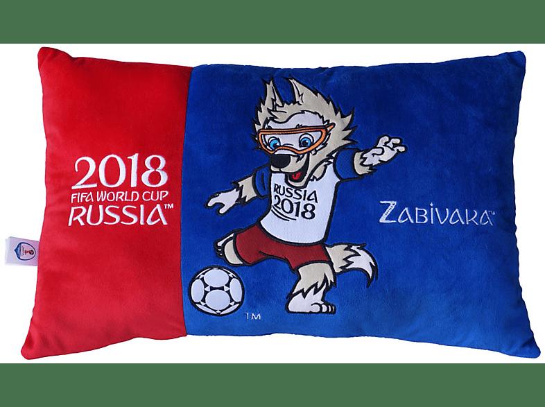 Plüschkissen FIFA WM 2018 (45x30 cm)