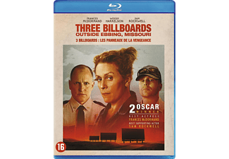 Three Bilboards outside Ebbing, Missouri - Blu-ray