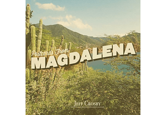 Jeff Crosby - Postcards From Magdalena  - (CD)