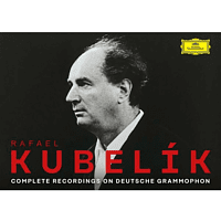 Rafael Kubelik - Complete Recordings On DG (Ltd.Edt.) - [CD + DVD Video]