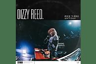 Dizzy Reed - Rock 'n Roll Ain't Easy (Lim Purple Vinyl) [Vinyl]