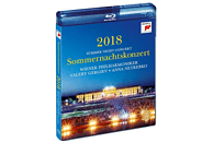 Valéry Gergiev, Anna Netrebko, Wiener Philharmoniker - Sommernachtskonzert 2018 [Blu-ray]