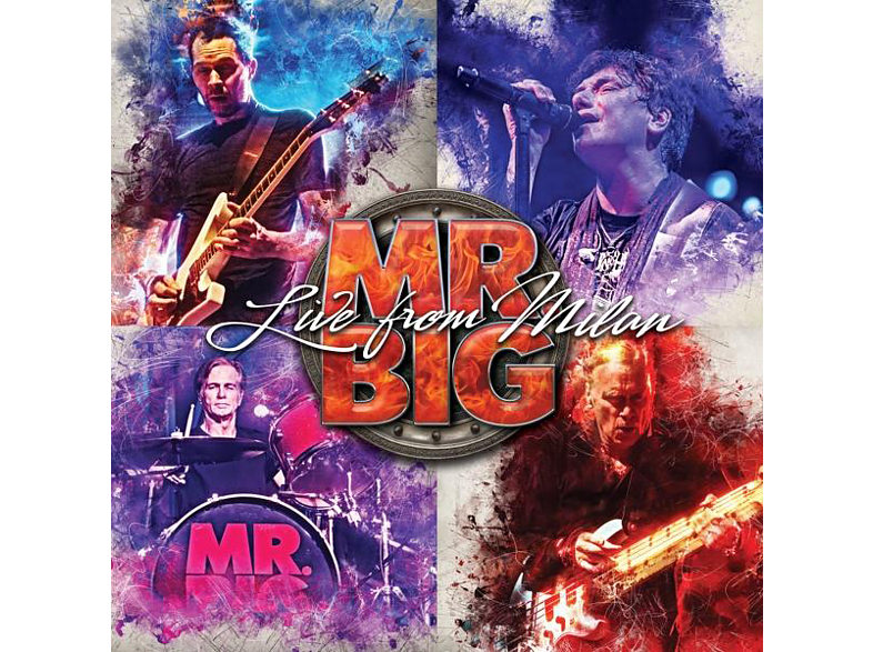 Mr. Big - Live From Milan (Gatefold/Black/180 Gramm) [Vinyl]
