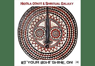 Spiritual Galaxy, Nicola Conte - Let Your Light Shine On  - (Vinyl)