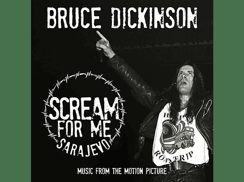 Bruce Dickinson - Scream for Me Sarajevo [Vinyl]
