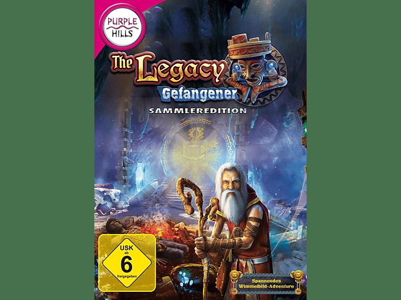 The Legacy: Gefangener - Sammleredition (Purple Hills) [PC]