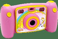 EASYPIX KiddyPix Mystery Digitalkamera Rosa, 5 Megapixel, 1x opt. Zoom, LCD