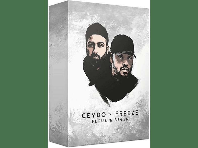 Ceydo & Freeze - Flouz & Segen (Limited Fanbox) [CD]