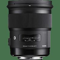 SIGMA 311965 Festbrennweite für Sony - 50 mm, f/1.4