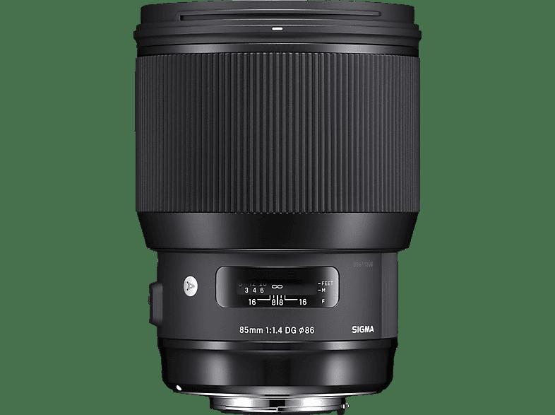 SIGMA 321965  für Sony E-Mount , 85 mm - 85 mm , f/1.4