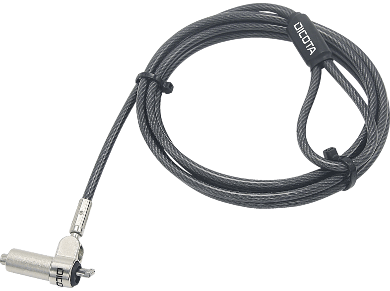 DICOTA Security T-Lock Ultra Slim, Schloss