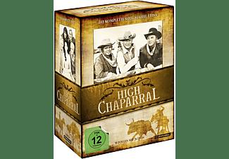 High Chaparral - Komplettbox: Alle vier Staffeln DVD