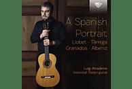 Luigi Attademo - A Spanish Portrait [CD]