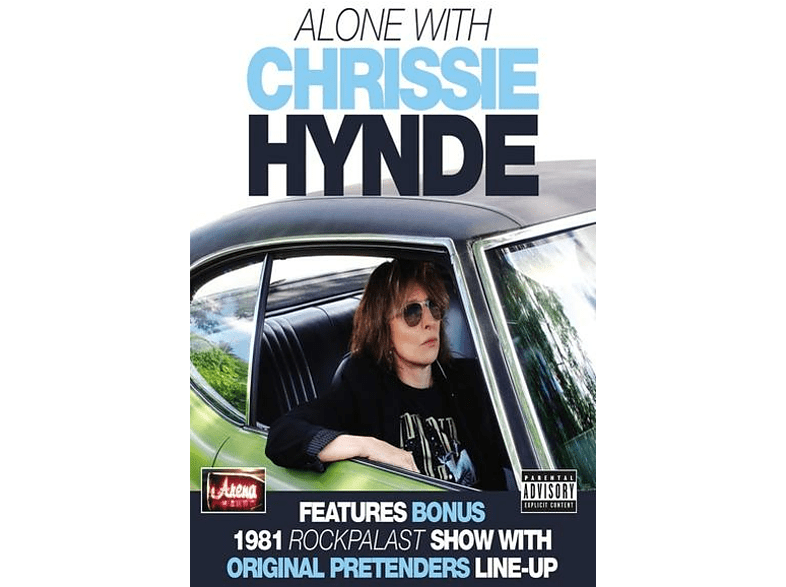 Chrissie Hynde - Alone With Chrissie Hynde (DVD) [DVD]