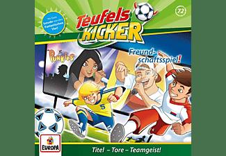 Teufelskicker - 072/Freundschaftsspiel  - (CD)