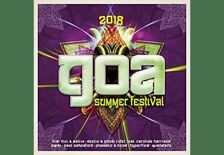VARIOUS - Goa Summer Festival 2018  - (CD)