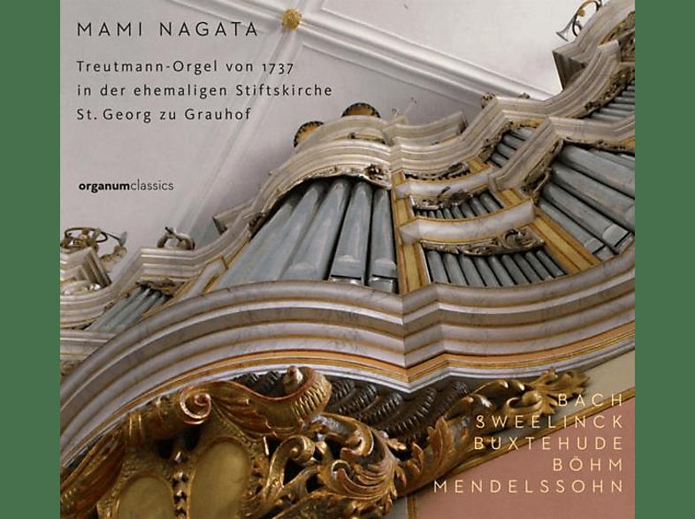 Mami Nagata - Orgelkonzerte [CD]