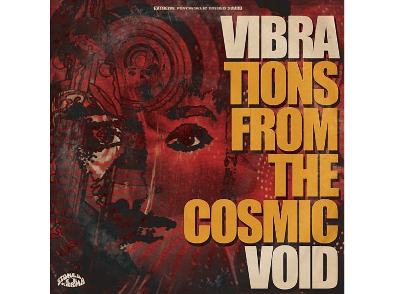 Vibravoid - Vibrations From The Cosmic Void [CD]