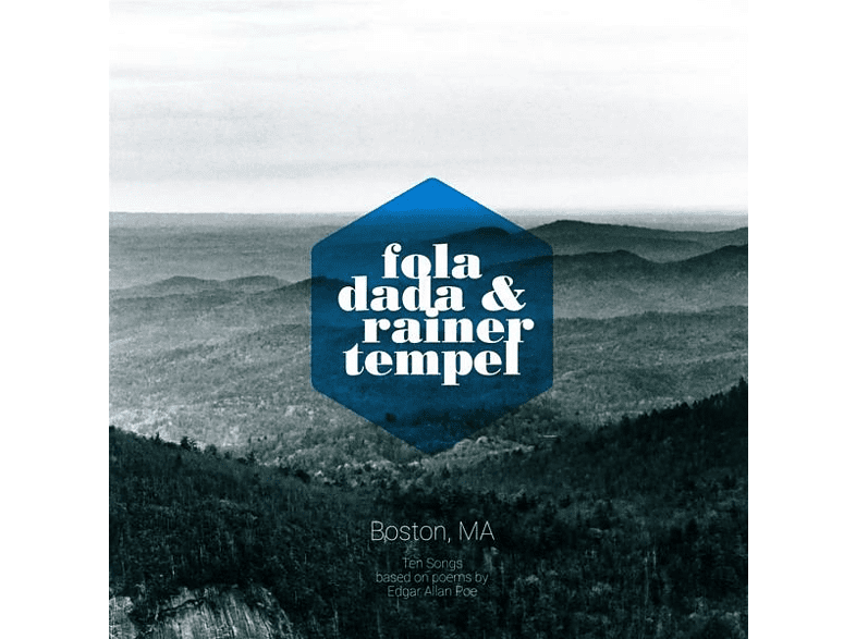 Fola Dada, Rainer Tempel - Boston,MA [Vinyl]