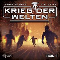 Krieg Der Welten - Krieg Der Welten-Teil 1 - (CD)