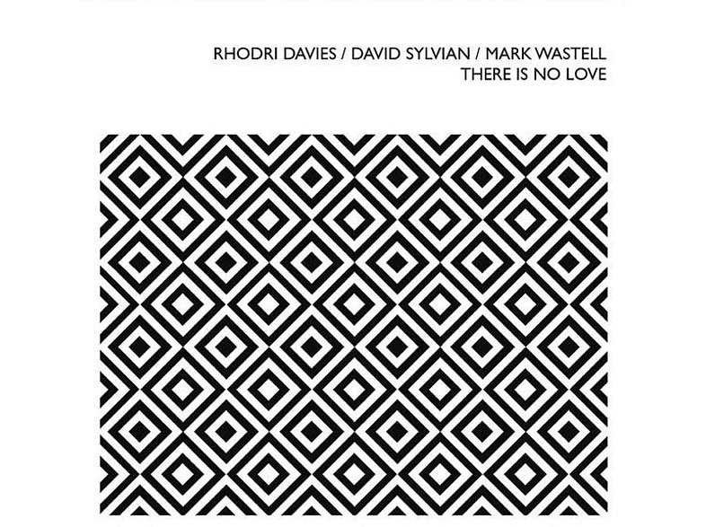 Davies,Rhodri/Sylvain,David/Wastell,Mark - There Is No Love [CD]