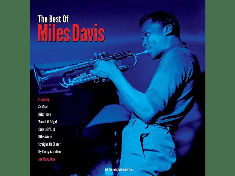 Miles Davis - Best Of (rotes Vinyl) [Vinyl]