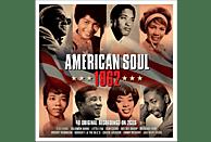 VARIOUS - American Soul 1962 [CD]
