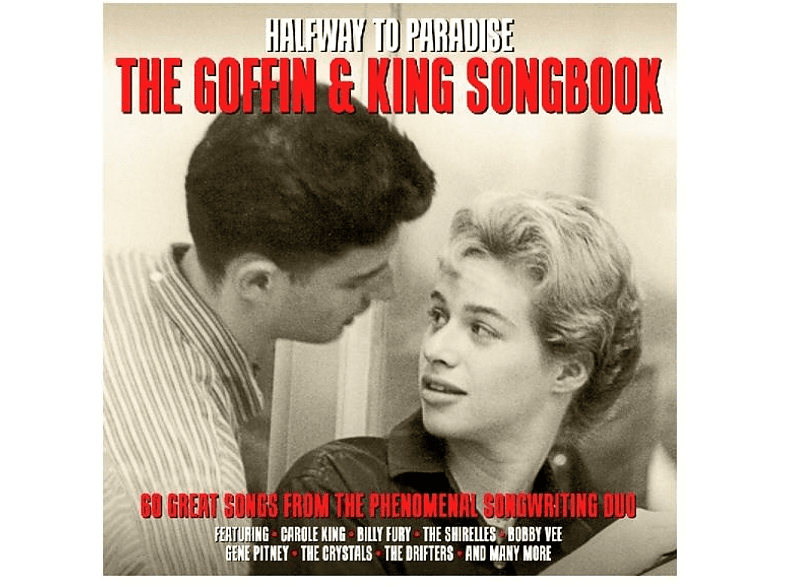 VARIOUS - Goffin & King Songbook [CD]