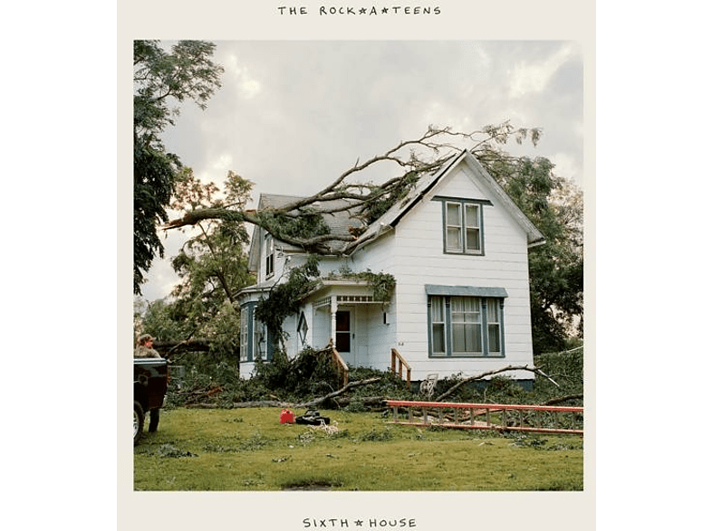 The Rock A Teens - Sixth House [LP + Download]