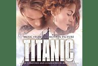 OST/VARIOUS - Titanic (ltd transparent blaues Vinyl) [Vinyl]