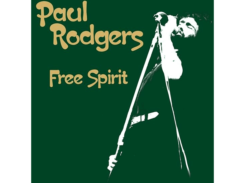 Paul Rodgers - Free Spirit [CD]