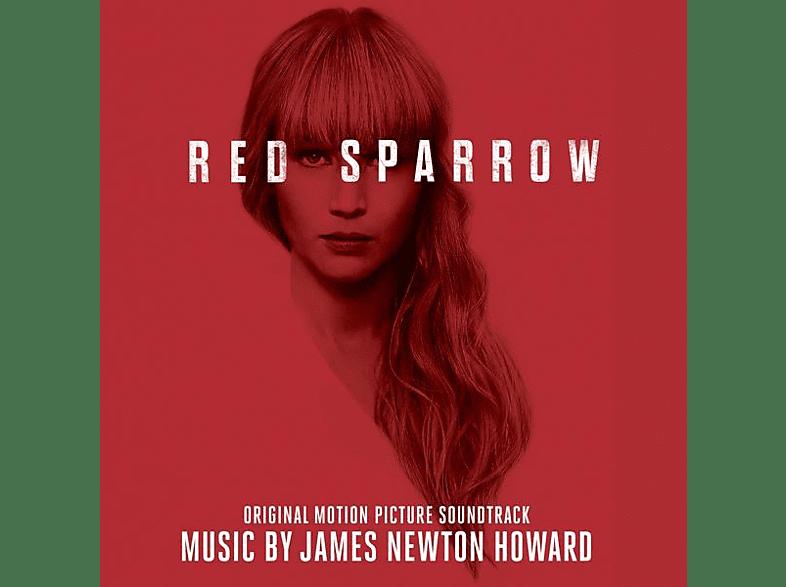 OST/VARIOUS - Red Sparrow (ltd rotes Vinyl) [Vinyl]