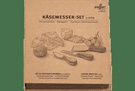 ZELLER 25590 3-tlg. Käsemesser-Set
